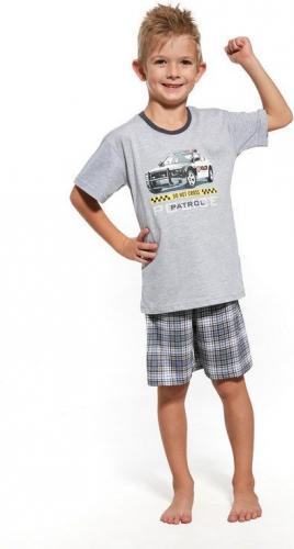 Cornette Piżama Kids Boy 789/60 Patrol szara r. 104