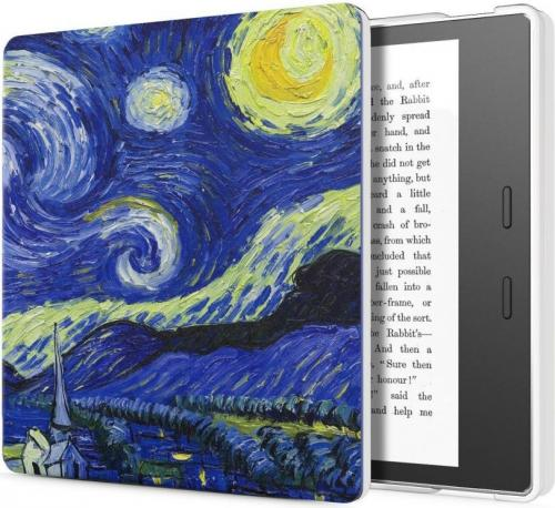Pokrowiec Tech-Protect Smartcase do Kindle Oasis 2 Starry night
