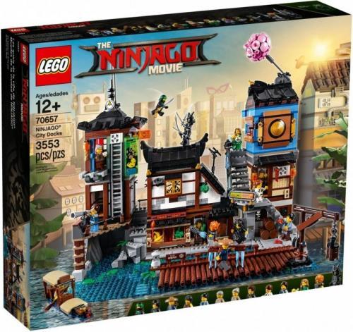 LEGO Ninjago Doki W Mieście