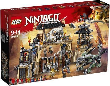 LEGO Ninjago Smocza Jama