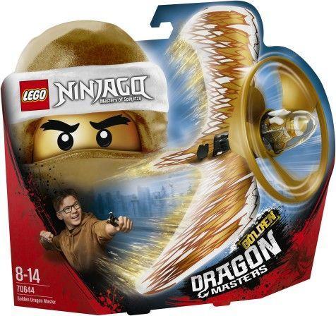 LEGO Ninjago Złoty Smoczy Mistrz