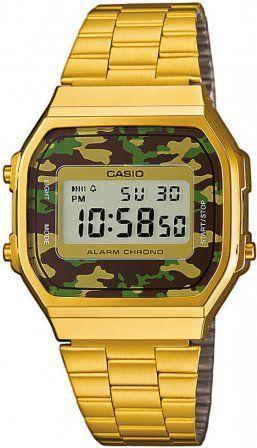 Zegarek Casio A168WEGC -3EF