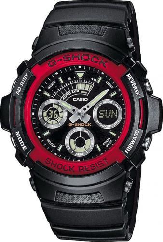 Zegarek Casio G-SHOCK AW-591 -4AER