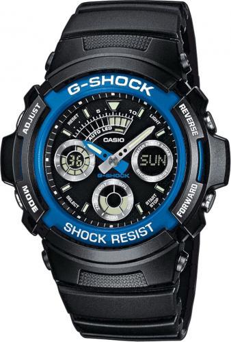 Zegarek Casio G-SHOCK AW-591 -2AER