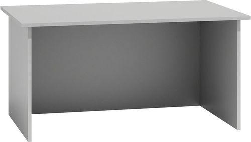 Biurko TopEshop Biurko standard na komputer laptop kolor biały