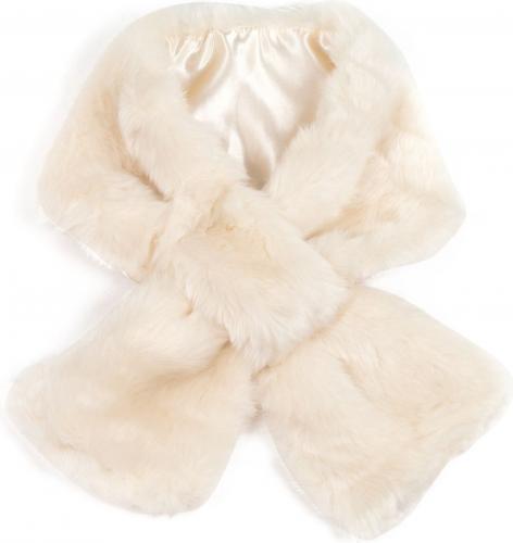 Art of Polo Etola Futrzasta elegancja biała r. uniwersalny