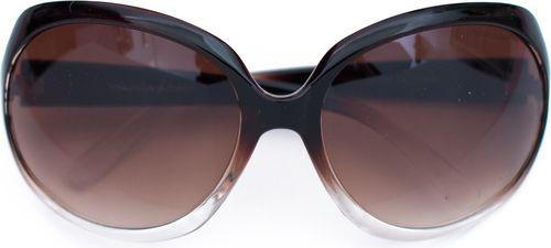 Art of Polo Okulary przeciwsłoneczne Demi czarno-brązowe