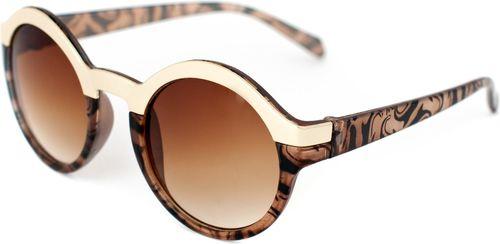 Art of Polo Okulary przeciwsłoneczne Kornelia brązowe