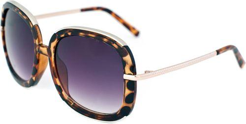 Art of Polo Okulary przeciwsłoneczne Miranda srebrno-czarno-pomarańczowe