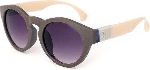 Art of Polo Okulary przeciwsłoneczne Naomi brązowe