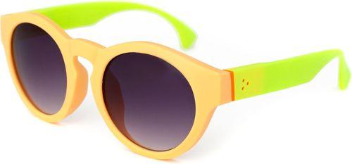 Art of Polo Okulary przeciwsłoneczne Naomi żółto-zielone