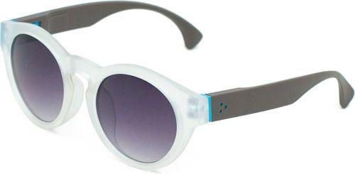 Art of Polo Okulary przeciwsłoneczne Naomi biało-zielone