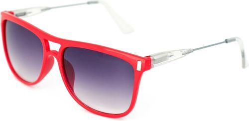 Art of Polo Okulary przeciwsłoneczne Sierra czerwono-srebrne