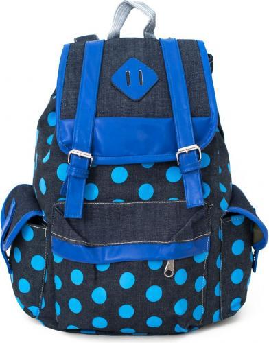 Art of Polo Plecak miejski I am blue niebieski