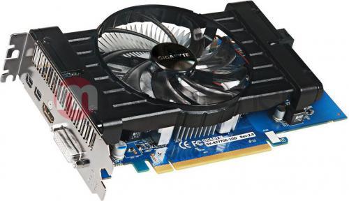 Karta graficzna Gigabyte Radeon HD7770 1024MB rev. 2.0 (GV-R777OC-1GD)
