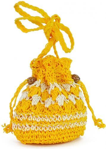Art of Polo Torebka Little żółta