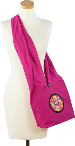 Art of Polo Torebka Mandala różowa