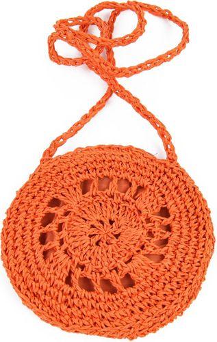 Art of Polo Torebka Sun pomarańczowa