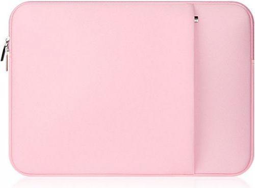 Etui Tech-Protect Neopren do Apple Macbook Pro 15.6 różowe