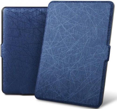 Pokrowiec Tech-Protect Smartcase do Kindle Paperwhite 1/2/3 niebieskie