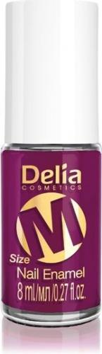 Delia Delia Cosmetics Size M Emalia do paznokci  6.07  8ml