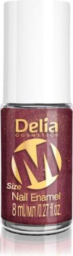 Delia Delia Cosmetics Size M Emalia do paznokci  4.00  8ml