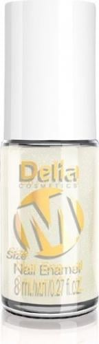 Delia Delia Cosmetics Size M Emalia do paznokci  1.06  8ml