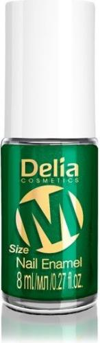 Delia Delia Cosmetics Size M Emalia do paznokci  8.11  8ml