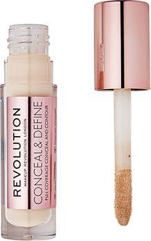 Makeup Revolution Conceal and Define Concealer C3  3.4ml
