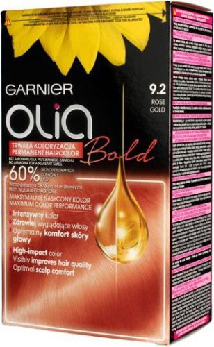 Garnier Olia Bold Farba do włosów  9.2 Rose Gold