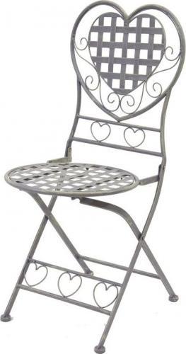 Art-Pol Krzesło ogrodowe beżowe (108055)
