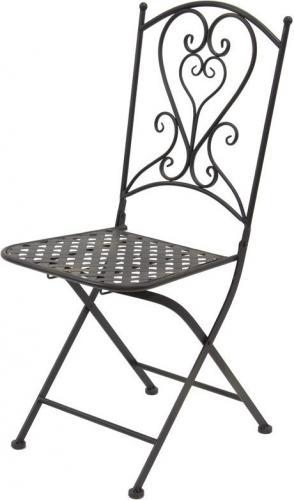 Art-Pol Krzesło ogrodowe brązowe (108060)