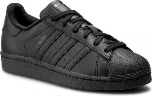 Adidas Buty damskie Superstar Foundation czarne r. 35 1/2 (B25724)