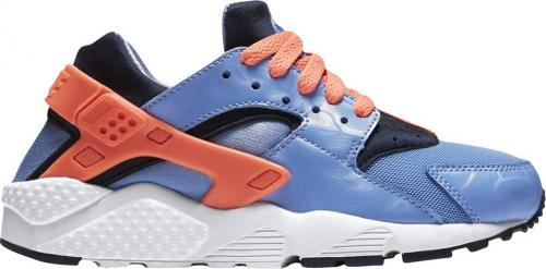 Nike Buty damskie Huarache Run Gs niebieskie r. 38.5 (654280-402)