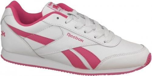 Reebok Buty juniorskie Royal CL Jogger 2 białe r. 36 (V70489)