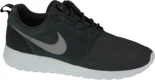 Nike Buty męskie Roshe One Suede czarne r. 44.5 (685280-001)