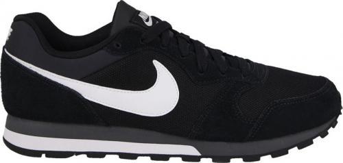 Nike Buty męskie MD Runner II czarne r. 44 (749794-010)