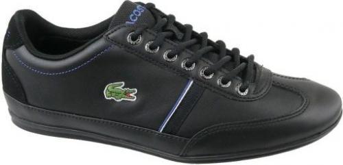 Lacoste Buty męskie Misano Sport 118 1 czarne r. 41 (CAM00831Z2)