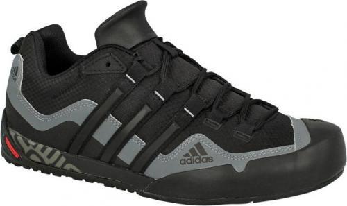 Adidas Buty męskie Terrex Swift Solo czarne r. 46 2/3 (D67031)