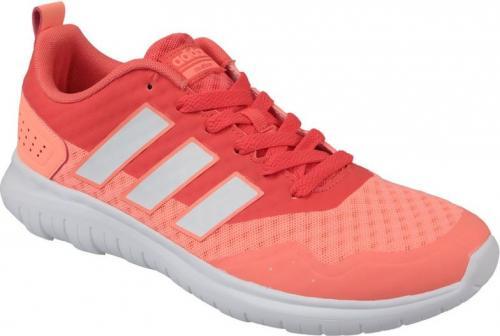 Adidas Buty sportowe damskie Cloudfoam Lite Flex W różowe r. 38 2/3 (AW4202)