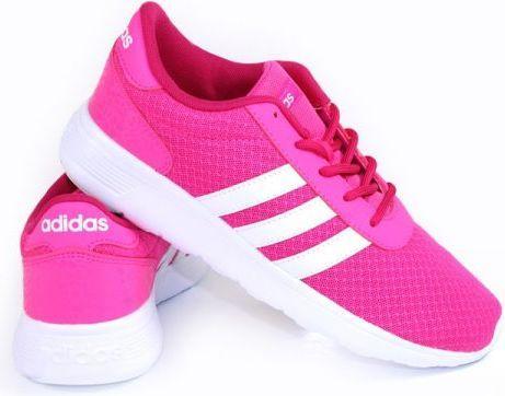 Adidas Buty sportowe damskie Lite Racer W różowe r. 36 2/3 (AW3834)