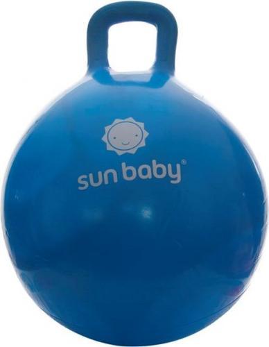 Sun Baby Piłka Skoczek - Niebieska