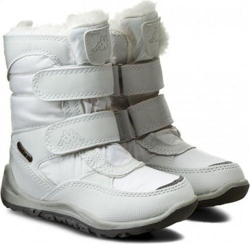 Kappa Buty dziecięce Tundra Tex K Białe r. 28  (260484K-1010)
