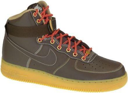 Nike Buty męskie Air Force 1 High brązowe r. 40.5 (315121-203)