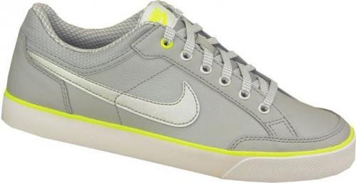Nike Buty dziecięce Capri 3 Ltr Gs szare r. 37.5 (579951-010)