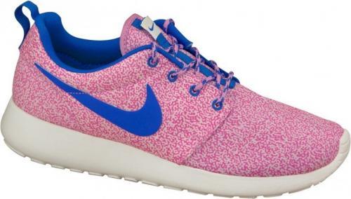 huge discount 6fb93 eab56 Nike Buty damskie Rosherun Print różowe r. 36.5 (599432-137) w Sklep ...
