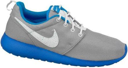 Nike Buty damskie Rosherun szare r. 37.5 (599728-019)