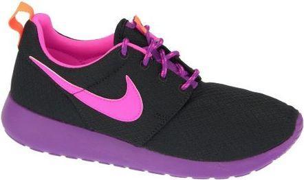 Nike Buty damskie Rosherun czarne r. 37.5 (599729-007)