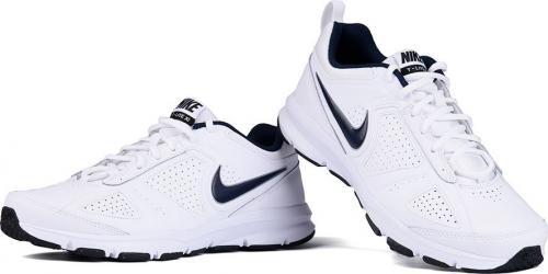 Nike Buty męskie T-lite XI białe r. 42.5 (616544-101)