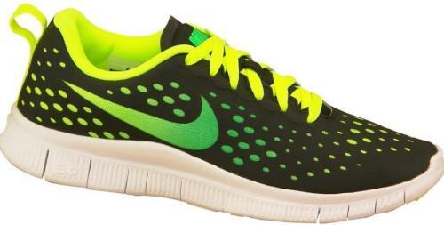 Nike Buty damskie Free Express Gs czarne r. 38.5 (641862-005)